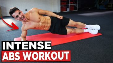 10 Minute Home Ab Workout Video with Wilson Fraser / Equipment: / Advanced / Grow your ab muscles / Grow your six pack / Strong Abs