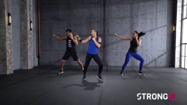 STRONG NATION™ 30-Minute Class / No Equipment / Beginner, Advanced, Pro / Full Body Cardio Workout / Burn Calories / Total Body Workout