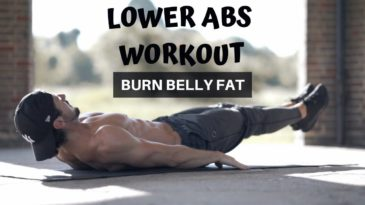 Here are few of my top lower abs exercises that you can perform them at home or anywhere you go without any gym equipment at all.