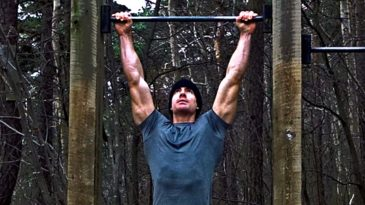 CALISTHENICS - INTERMEDIATE WORKOUT ROUTINES / Pull-up Bar / Beginner, Advanced, Pro / strong full Body / Outdoor fitness program