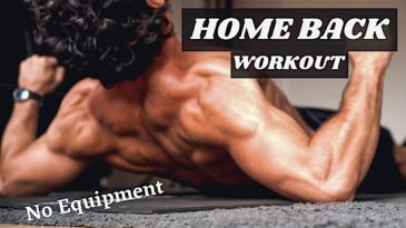 BACK WORKOUT AT HOME with Rowan Row / mat optional / Beginner, Advanced, Pro / v-shape / workout video / Fitness / strong back / follow along