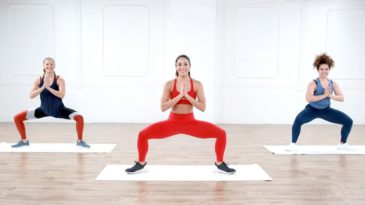30-Minute No-Equipment Cardio & HIIT Workout with the girls of POPSUGAR FITNESS/ No Equipment needed, mat optional / beginner friendly / Full Body Workout