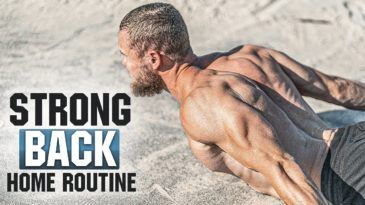 The 10 Minute Back Workout with Igor Voitenko is a homeworkout to strengthen your various back muscles. NO GYM FULL BACK WORKOUT AT HOME