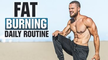 HOME FAT BURNING DAILY ROUTINE with Igor Voitenko. For the best results, you should do this homeworkout every day.