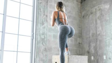 10 MIN Toned & Strong Legs